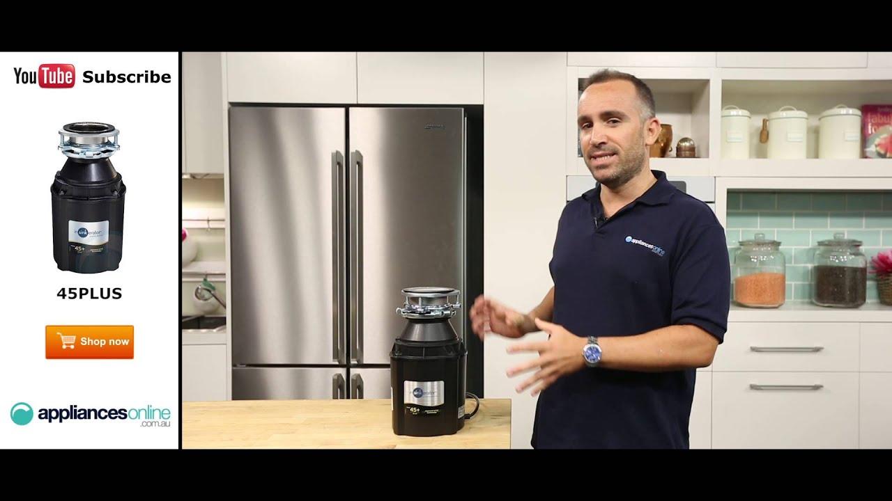 Insinkerator Food Waste Disposer 45plus Reviewed By Expert
