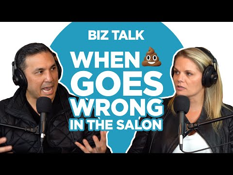 When $#!T Goes Wrong In The Salon!