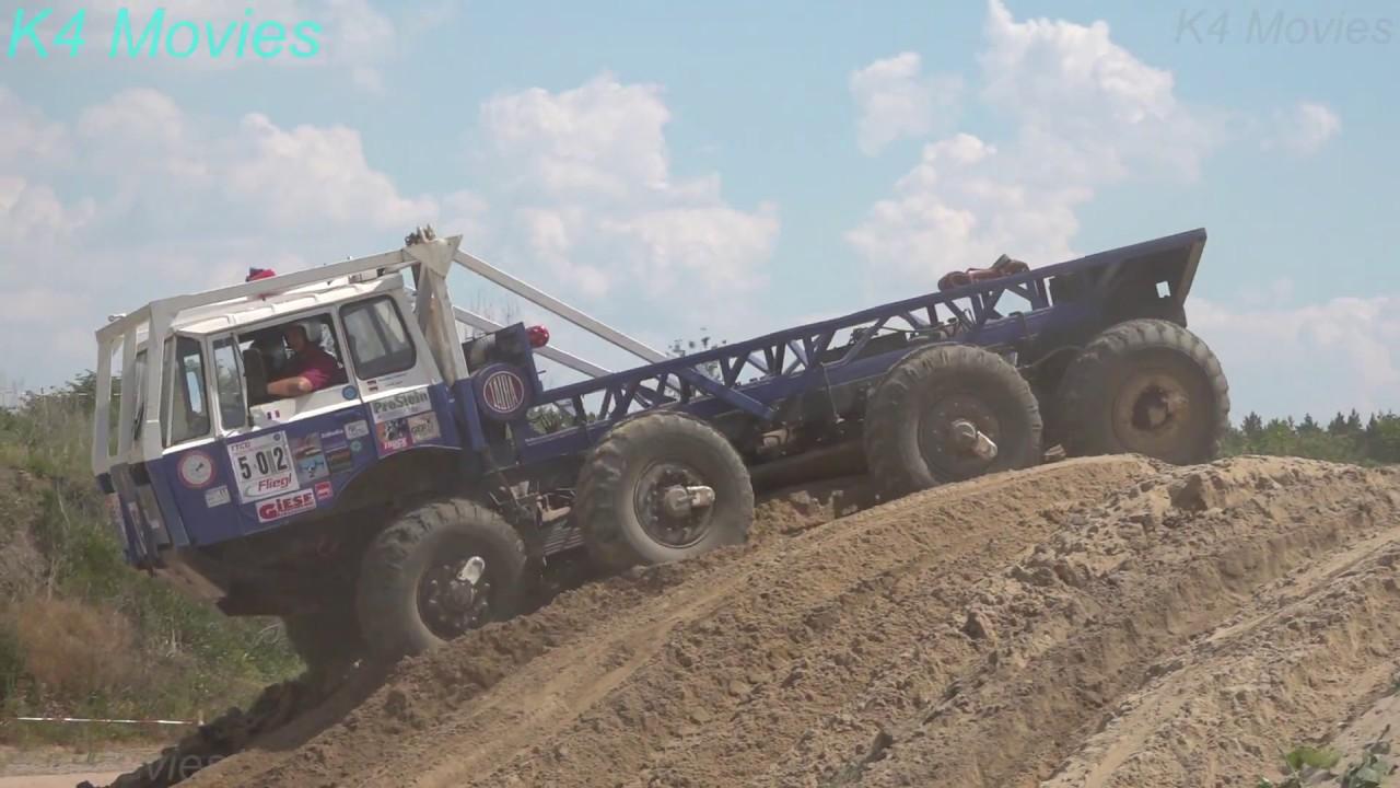 8x8 Truck Trial, Klieken 2018