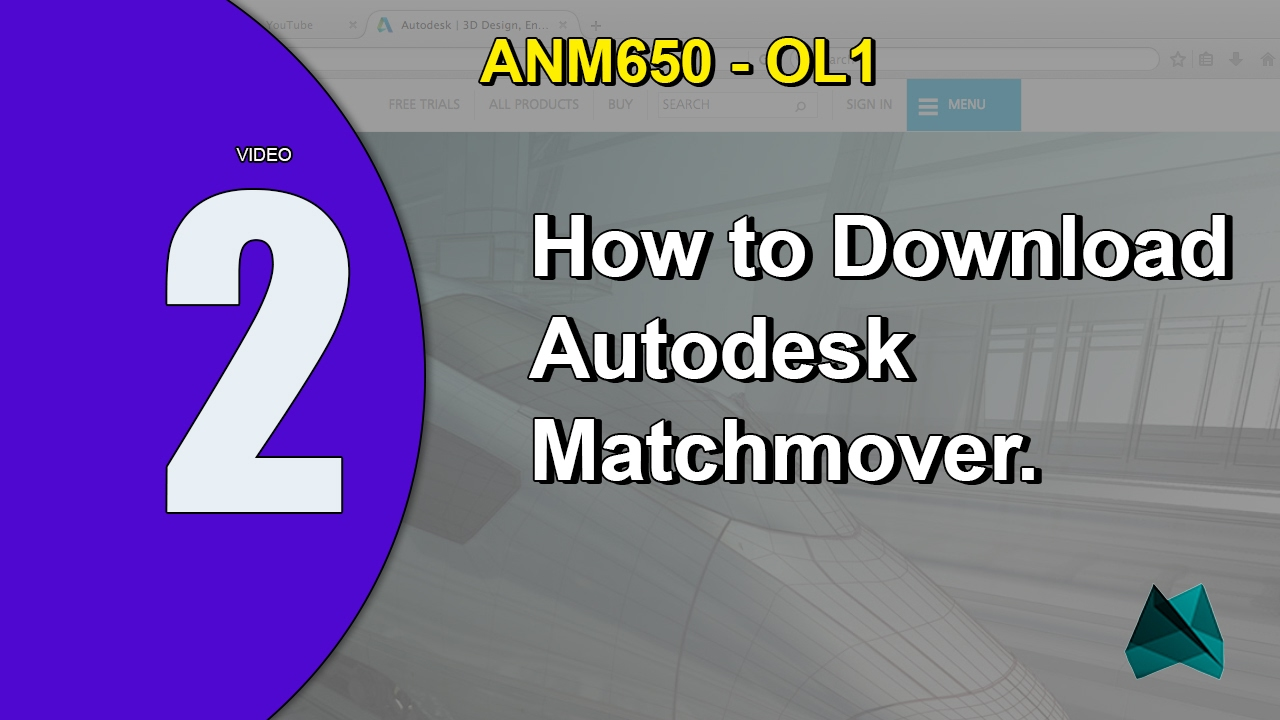 Autodesk matchmover free download.