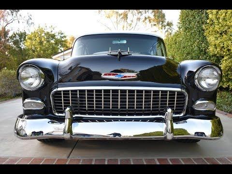 1955 Chevrolet 210/Delray Resto-Mod 350 700R4 (SOLD)