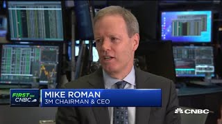 Watch CNBC's full interview with 3M CEO Mike Roman