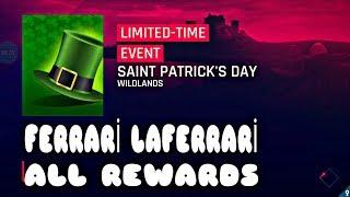 Asphalt 9 - SAINT PATRICK'S DAY CUP: FERRARİ LAFERRARİ