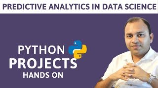 What is Predictive Modelling in python? | Data Science with Python using jupyter | Abhishek Agarrwal