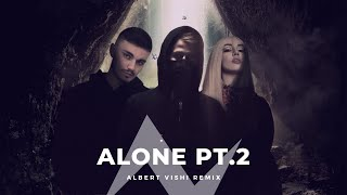 Download Alan Walker ft. Ava Max - Alone pt.2 (Albert Vishi Remix)