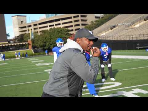 FB: Music City Bowl Practice Sights and Sounds