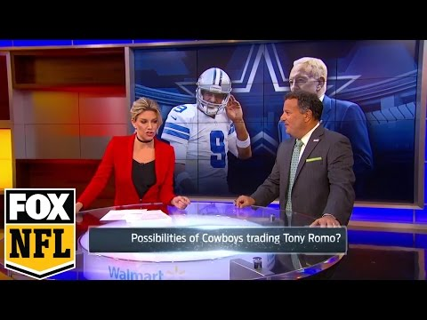 Here is what the Dallas Cowboys should do with QB Tony Romo   FOX NFL KICKOFF