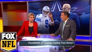 Here is what the Dallas Cowboys should do with QB Tony Romo | FOX NFL KICKOFF