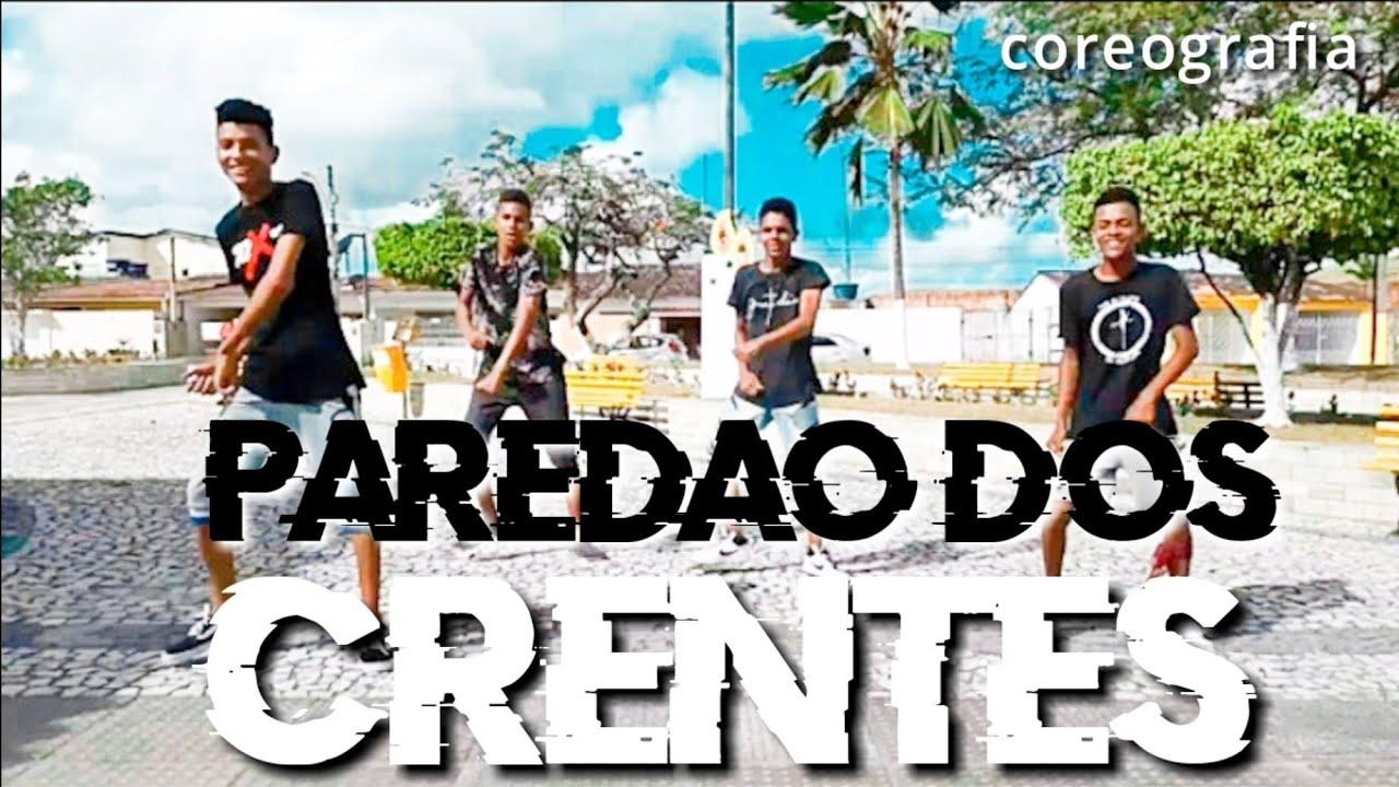 Brega Funk Gospel ( PAREDÃO DOS CRENTES) Gabriel bulian e Bruninho music | COREOGRAFIA  - DC