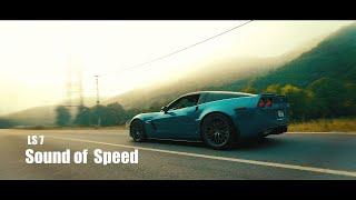 2006 Corvette C6 Z06 Cammed LS7 - Sound of Speed