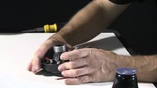 Chris Disassembles An SVP D-60-RBS Compact 100W Chrome Speaker