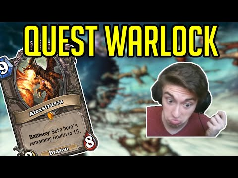 PERFECT Counter To Priest Meta | Quest Warlock | Hearthstone