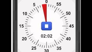 8 minuten timer opruimen liedje