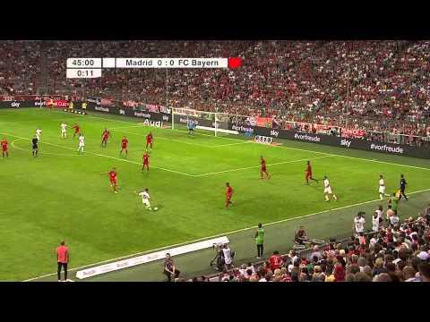Sergio Ramos Vs Bayern Munich (Audi Cup 2015)