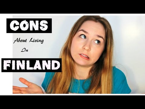 Cons of Living in Finland | KatChats