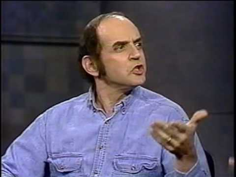 Harvey Pekar appears on David Letterman Show, April 20, 1993
