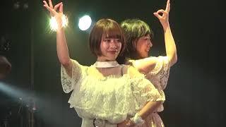 W-PEACH 2018/8/11 エモーショナル夏祭り clubasia 【HD対応動画】 1曲...