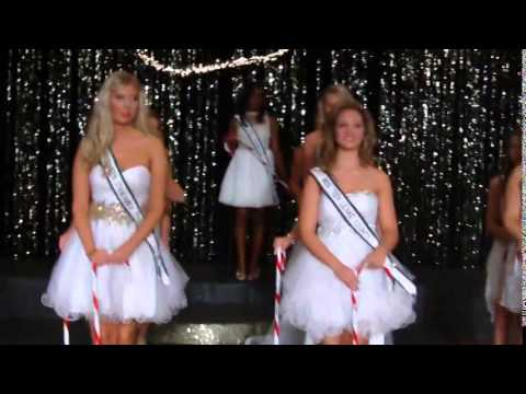 2015 Miss Magnolia State Pageant rehearsals