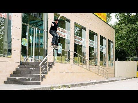 Rough Cut: New Balance Numeric's Tinto de Verano Video