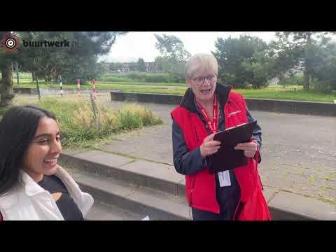 Met elkaar, voor elkaar, 75+ vrijwilliger bij Buurtwerk