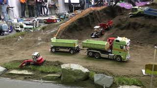 Amazing RC Truck & Construction @ MODELLBAUTAGE I AUSTRIA I 2019 I BEST PLACE TO PLAY 😍