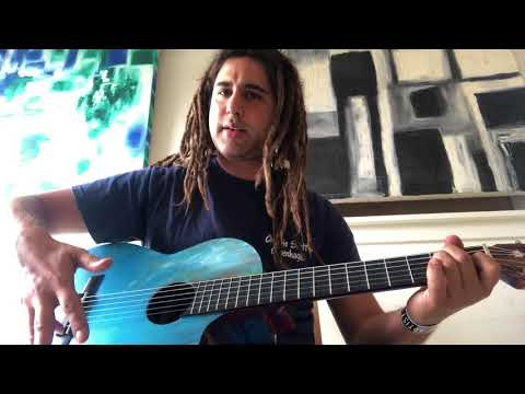 Easy Beginner Spanish Guitar Song Lesson