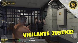 VIGILANTE JUSTICE! - GTA RolePlay Gameplay!