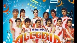 Grupo Alegria - Mil Coronas (canta mayk)