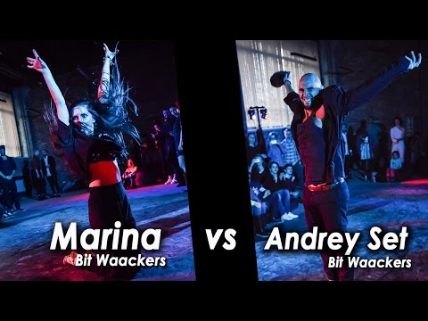 HARLEM NIGHTS BATTLE | TOP 16 | Marina vs Andrey Set