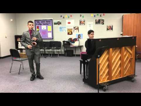 Nick Rose - UIL Solo Prelims 2016