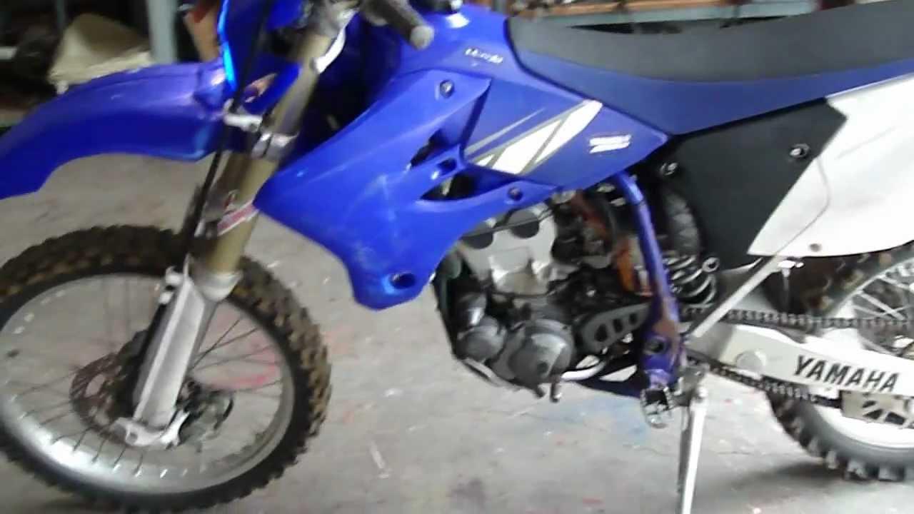 Yamaha Wr  F