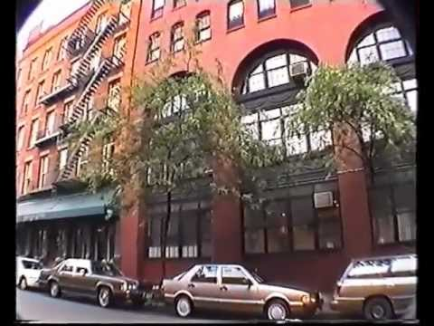 Carla Lavatelli - 140 Thompson St., NYC: Part 1