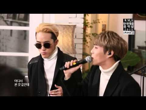 [1080p] 150215 Picnic LIVE - Deja Boo - Jonghyun Zion.T