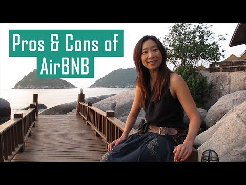 Pros & Cons of AirBNB for Lifestyle Business Entrepreneurs