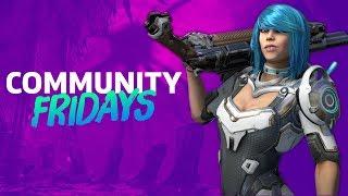 Quake Champions New Battle Pass System | GameSpot Community Fridays