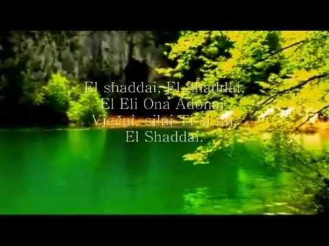 El Shaddai - Božja Slava Band (BSB)