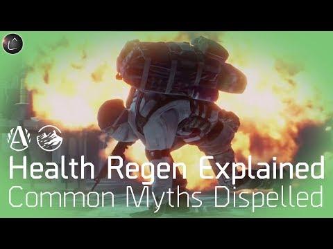 The Division 1.7 | Health Regen Explained | AlphaNomad Myths Dispelled