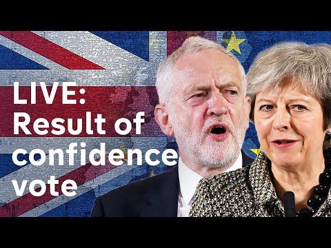 Vote of no confidence over Brexit: LIVE DEBATE #BREXIT