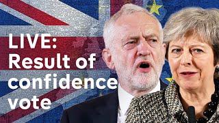 Brexit debate LIVE: MPs discuss no confidence vote in government #BREXIT