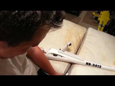Tower Hobbies / ST Model / Sheng Teng - Arcus M - Retractable Motor System Repair - Part 2