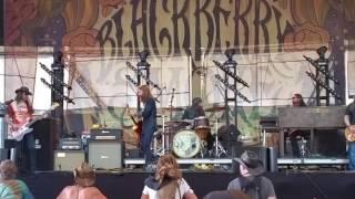 Blackberry Smoke w/ Rich Robinson ~ Wiser Time 8-14-16