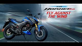 Honda Hornet 2.0 - #FlyAgainstTheWind