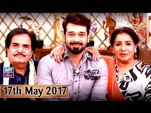 Salam Zindagi - Guest: Hamid Rana, Sheeba Arshad - 17th May 2017 - Top Pakistani Show