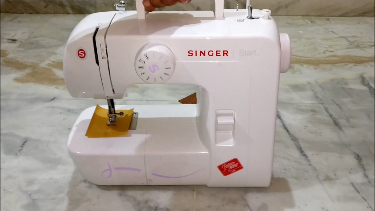 unboxing singer start 1306 sewing machine sam youtube. Black Bedroom Furniture Sets. Home Design Ideas