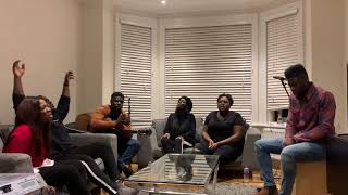 Yahweh Medley ft Campus Rush PART 2 (Living Room Session Episode 2)