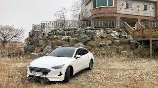 Hyundai Sonata 2020 test PL Pertyn Ględzi