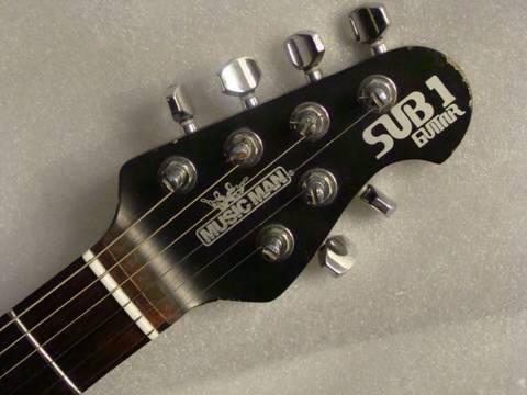 MusicMan Sub1 Guitar Item number: 370415096355 Detailed