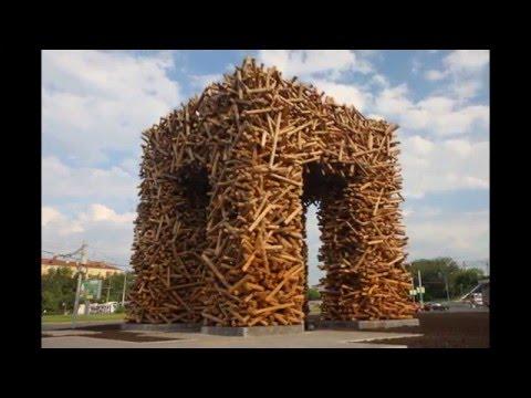 Perm - Russia. HD Travel.