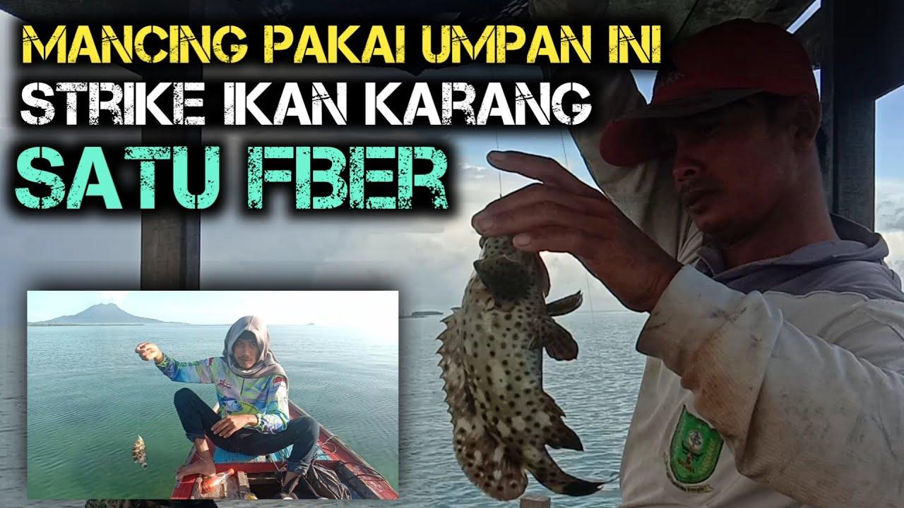 Mancing Ikan di Laut Strike Satu Fiber