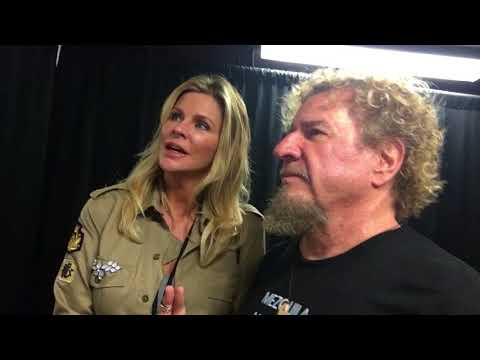 NEW! Sammy Hagar on Van Halen music, Michael Anthony, the hits and more!